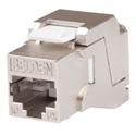 Belden AX104562 10GX Shielded KeyConnect Modular Jack - Category 6A - RJ45