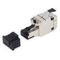 Belden RVAFPSME-B24 REVConnect Plug 10GX T568 A/B UTP Cable RJ45 Connector Plug Shielded - 24-Pack