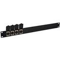 Camplex BLACKJACK-40PLC 1RU 4-Channel opticalCON interface to LC Fiber