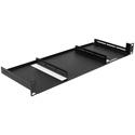My Custom Shop BLACKRACK-1-BS 1RU Universal Blackmagic Design Mini Converter Rackmount Bstock- Bent frame but functional