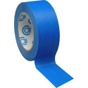 Pro Tapes 001SCE260MBLU Blue Removable Masking Tape / Artist Tape 2in x 60yd