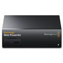 Blackmagic Design BMD-BDLKWEBPTR Web Presenter 12G-SDI & HDMI to 720p USB Converter