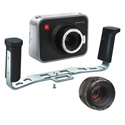 Blackmagic Design Cinema Camera EF / Handles / Canon EF5014 Lens Bundle