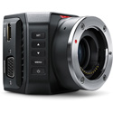 Blackmagic BMD-CINSTUDMFT/UHD/MR POV Micro Studio Camera 4K