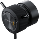 Blackmagic Design Focus Demand Control for Studio 4K Pro Camera over USB-C to Pan Bar Handles