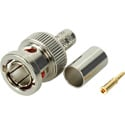 BNC-1505 BNC Connector For Belden 1505A 1426A 1809A Gepco VPM2000 RG59 Cable