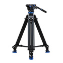 Benro A673TMBS8 Dual Stage AL Video Tripod and S8 Head