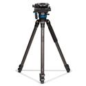 Benro C373FBS8 Carbon Fiber Video Tripod Kit with S8 Video Head
