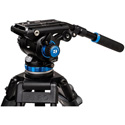 Benro S6PRO Video Head - Supports up to 13.2 Pounds - Allows Attached Accessories Without Needing a Cage or Rig
