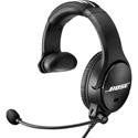 Bose SoundComm 814836-0010 B40 Headset Single Left 150ohm 4pin XLR Female
