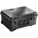 Pelican 1560WF Protector Case with Foam - Black