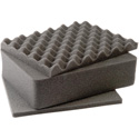 Pelican 1401 3-Piece Replacement Foam Set for 1400 Protector Series Cases
