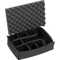 Pelican 1455 Padded Divider Set for 1450 Protector Series Cases