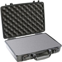 Pelican 1470WF Protector Laptop Case with Foam - Black