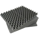 Pelican 1501 3-Piece Replacement Foam Set for 1500 Protector Series Cases