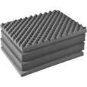 Pelican 1601 4-Piece Replacement Foam Set for 1600 Protector Series Cases