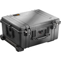 Pelican 1610WF Protector Case with Foam - Black