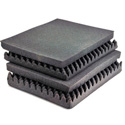 Pelican 1611 5-Piece Replacement Foam Set for 1610 Protector Series Cases