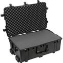 Pelican 1650WF Protector Case with Foam - Black