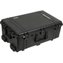 Pelican 1650 Case with No Foam Black