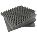 Pelican 1651 4-Piece Replacement Foam Set for 1650 Protector Series Cases