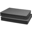 Pelican 1652 Pick-N-Pluck Foam Sections for 1650 Protector Series Cases - Set of 2