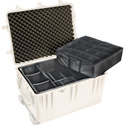 Pelican 1665 Padded Divider Set for 1660 Protector Series Cases