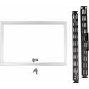 Beyerdynamic Quinta CM-2T Transparent Cover with Aluminum Frame for Quinta CM 2