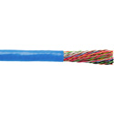 Clark CN424C5S-6 - Riser Rated Shielded Cat5E 350MHz STP Cable -  per foot.