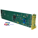 Cobalt Digital 9915DA-1X16-12G 12G/3G/HD/SD-SDI 1x16 Reclocking DA openGear Card