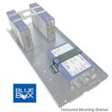 Cobalt BBG-TRAY-MOUNT-H BBG Throwdown Horizontal Mounting Bracket Accessory for BBG-TRAY Retaining Platform