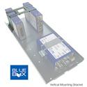 Cobalt BBG-TRAY-MOUNT-V BBG Throwdown Vertical Mounting Bracket Accessory for BBG-TRAY Retaining Platform