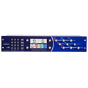Cobalt OGCP-9000/CC 2RU Remote Control Panel Optimized for Color Correctors and Fusion3G - Obsidian3G & Compass Cards