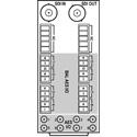 Cobalt RM20-9933EMDE-A-HDBNC 20-Slot Opengear Frame Rear I/O Module