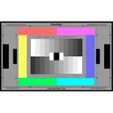 DSC Labs XW3-CBGS ColorBar/GrayScale Test Chart - Maxi 40 x 24