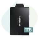 Convergent Design CD-SSD-1TB-860PRO Samsung 860 Pro / Convergent Design 2.5 Inch SSD for Odyssey/Apollo - 1TB