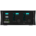 CEDAR SE 1 Portable 2-channel Hardware Speech Enhancer with Case