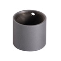 Chief CMA270S Threaded Pipe Coupler - Silver