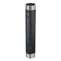 Chief CMS036 36 Inch 914 mm Speed-Connect Fixed Extension Column Black