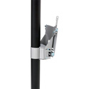 Chief FSP4100B Single Display Pole Mount (10-26 Inch Displays)