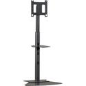 Chief PF1-U Black Flat Panel Display Floor Stand (Black)
