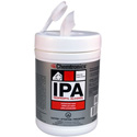 Chemtronics SIP100P Isopropyl Alcohol Presaturated Wipes - 70 Percent IPA - Pull-up Tub - 100 Pack