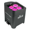 Chauvet Freedom Par Hex-4 - Wireless - Battery-operated Wash Fixture