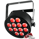 Chauvet DJ SLIMPART12USB High Output Tri-Color (RBG) LED Wash Light with Built-In D-FI USB