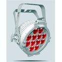 Chauvet DJ SlimPAR Pro H USB Wireless DMX RGBAW Plus UV LED Wash Light - White Housing