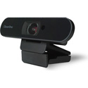 ClearOne 910-2100-008 UNITE 50 4K AF USB-C ePTZ Camera - 4x Digital Zoom and 110deg Ultra-Wide Angle Field-of-view