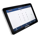 ClearOne Touch Panel Controller for CONVERGE Pro 2 w/ built-in Dialer application w/ RS232/IP/WiFi connectivity option