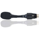 Clear-Com 110/100 110 Series 3.9 inch/100mm Gooseneck Mic for HelixNet Intercom Systems