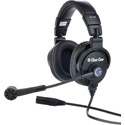 Clear-Com CC-400-X5 Double-Ear Headset with 5-pin Male XLR