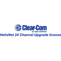 Clear-Com HMS-24-UG HelixNet 24 Channel License for HMS-4X HelixNet Station - Expand 12 Channels to 24 Channels